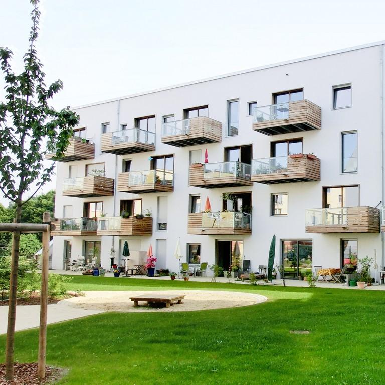 Christina Goretzko Architektur Neubau Open House, Wilhelmsburg